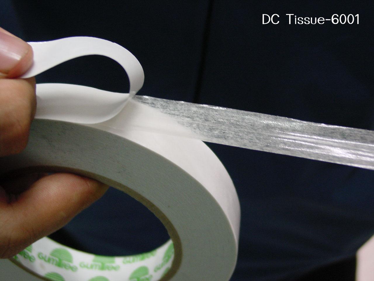 เทปกาวสองหน้า เทปกาวสองหน้าเยื่อบาง ทิชชู่เทป tissuetape 097-230-8458