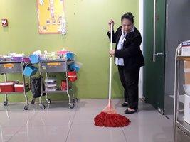 บริการรับจ้างทำความสะอาด โทรศัพท์ 02-9074472