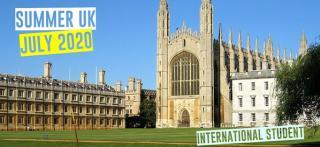 ซัมเมอร์อังกฤษสำหรับนักเรียนอินเตอร์ July 2020 โปรเเกรมเรียนร่วมกับนักเรียนท้องถิ่น เรียนในโรงเรียนรัฐบาลของอังกฤษ! มีบัดดี้ชาวอังกฤษ 1 ต่อ 1