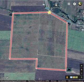 ขายที่ดิน 156ไร่เศษ จังหวัดลพบุรี เหมาะทำโครงการโซล่าฟาร์ม
