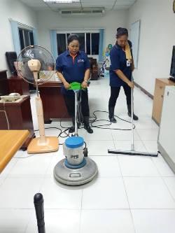 บริษัทบริการรับทำความสะอาด จ้างแม่บ้านประจำ โทรศัพท์ 02-907-4472
