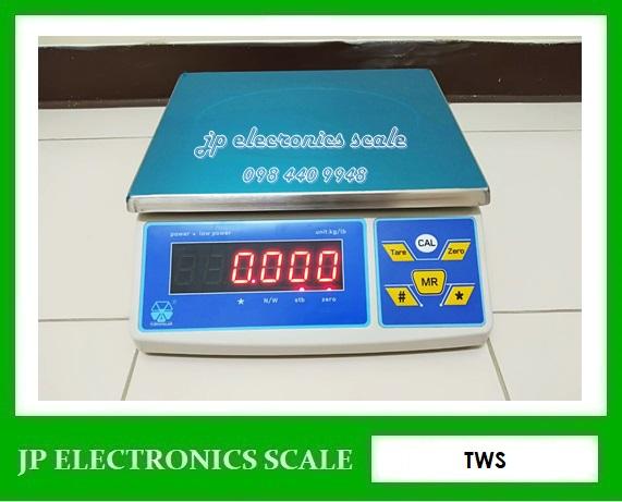 เครื่องชั่งตั้งโต๊ะ3kg เครื่องชั่งดิจิตอล3kg ตาชั่งดิจิตอล3kg ยี่ห้อ BONITA รุ่น TWS-3K