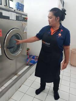 owat maid cleaning บริการทำความสะอาดโทรศัพท์ 02-907-4472