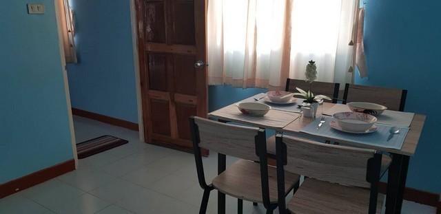 HRK030 ให้เช่าบ้านเดี๋ยวชั้นเดียวในหมู่บ้าน ใก้ลบิ๊กซี อ.เมือง จ.กาญจนบุรี พร้อมเฟอร์นิเจอร์