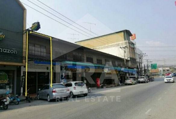 HL#99043- ตึกแถว 2 ชั้น 1 คูหา เนื้อที่ 20 ตร.ว.  ถ.เศรษฐสัมพันธ์ อ.หนองแค จ.สระบุรี