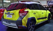 Toyota Yaris Heykers จับยาริสมาทำ CUV ผ่านไม่ผ่านเข้ามาดู