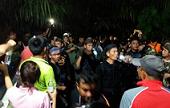 ลำเลียง 3 ศพเหยื่อเฮลิคอปเตอร์ตกที่จันทบุรี ถึงสนามบินอู่ตะเภาแล้ว